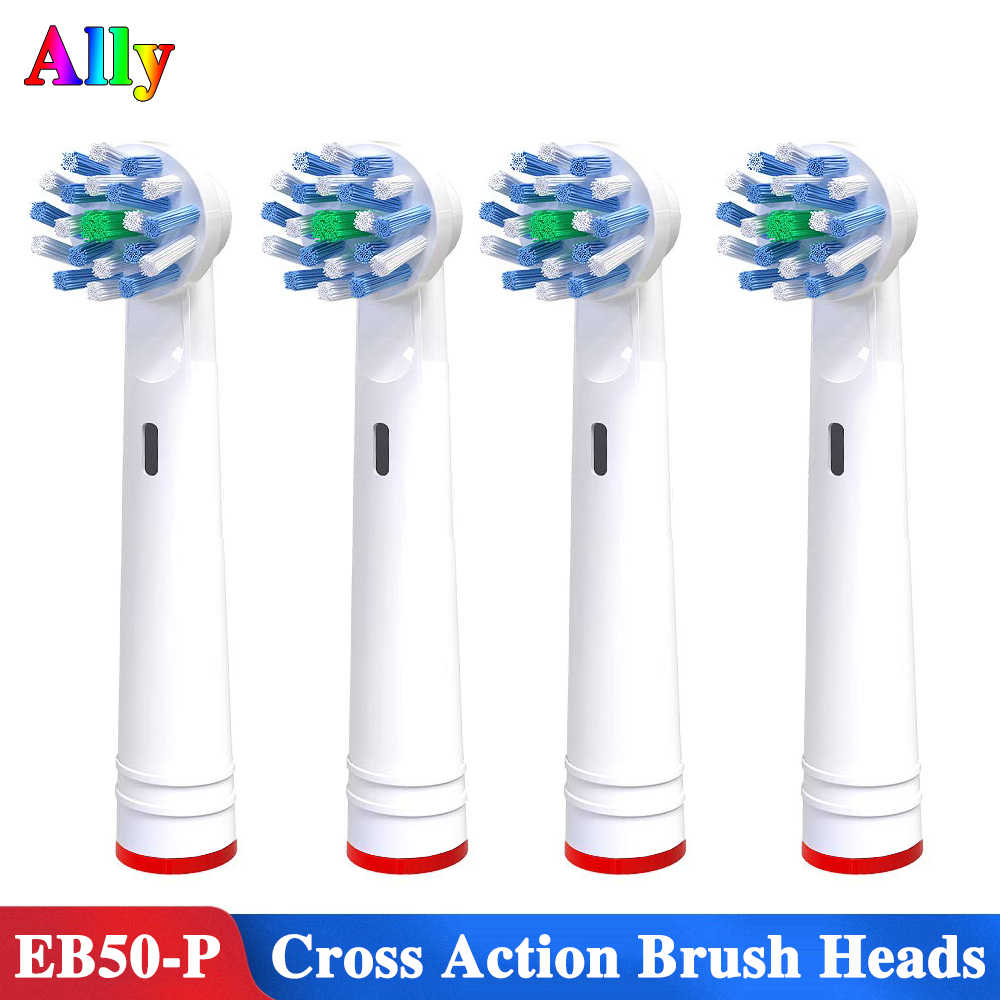 Oral b triumph replacement brushes