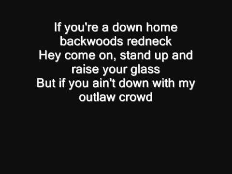 Kiss my country ass chords