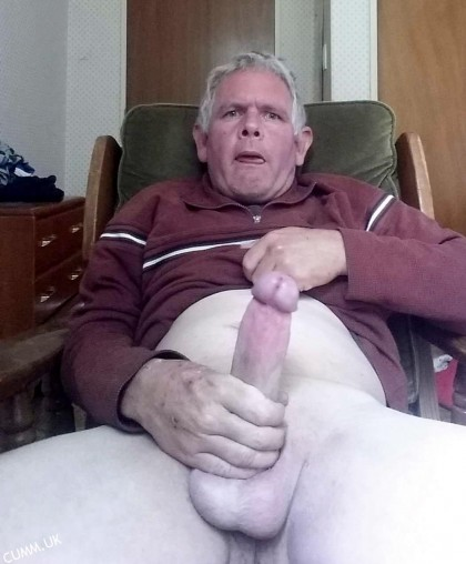 Old gay cock