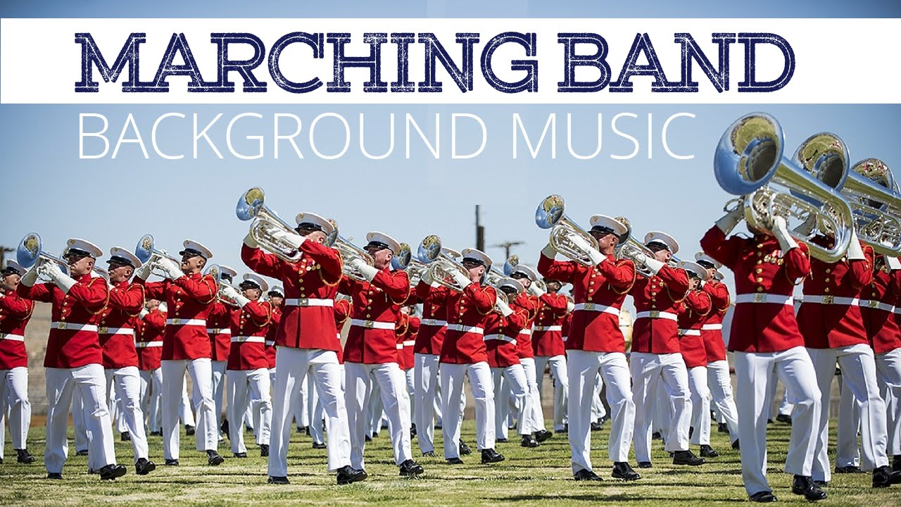 Marching show music