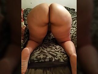 Nude thick ass redbone booty and pussy